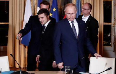 Ο Πούτιν δεν απάντησε στην προσπάθεια επικοινωνίας που έκανε ο πρόεδρος της Ουκρανίας