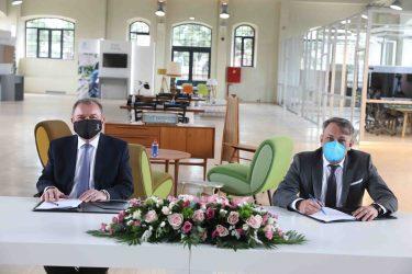 Το Διεθνές Κέντρο Ψηφιακού Μετασχηματισμού και Ψηφιακών Δεξιοτήτων υπογράφει μνημόνια συνεργασίας με 9 φορείς