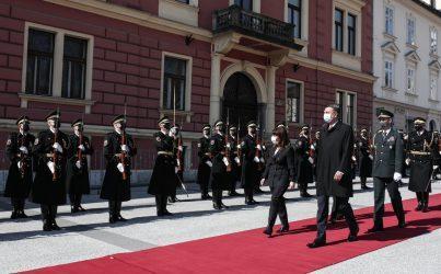 Πρόεδρος της Δημοκρατίας: Η παραβίαση ή αμφισβήτηση του διεθνούς δικαίου συνιστά απειλή για τη σταθερότητα και την ειρήνη στην Ευρώπη