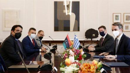 Άμεση επανεκκίνηση των συνομιλιών Ελλάδος-Λιβύης για οριοθέτηση Θαλασσίων Ζωνών