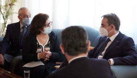 Πρωθυπουργός προς τους Έλληνες ομογενείς της Λιβύης: Αντέξατε σε κακουχίες και προσδοκάτε ένα καλύτερο μέλλον