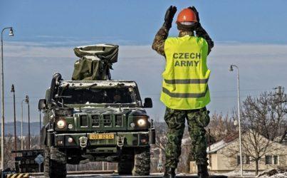 Η Τσεχία ενημερώνει το ΝΑΤΟ και την Ευρωπαϊκή Ένωση για υποψίες πως υπήρξε ρωσική ανάμειξη σε έκρηξη σε αποθήκη πυρομαχικών