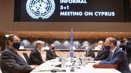 Νέα συνάντηση για την επίλυση του Κυπριακού προανήγγειλε ο Αντόνιο Γκουτέρες