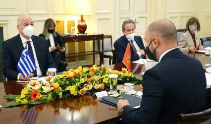Υπουργός Εξωτερικών: Θεωρούμε τα Δυτικά Βαλκάνια ως περιοχή άμεσου ενδιαφέροντος