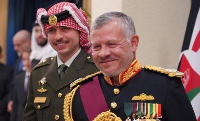 Ιορδανία: Στήριξη στον βασιλιά Αμπντάλα Β΄ εκφράζουν οι Αραβικές χώρες