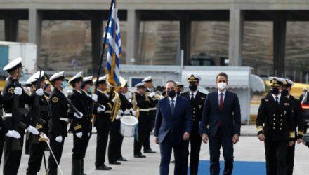 Πρωθυπουργός: Ισχυρό λιμενικό σημαίνει και ισχυρή Ελλάδα