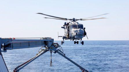 Το Ηνωμένο Βασίλειο στέλνει δύο πολεμικά πλοία στην Μαύρη Θάλασσα