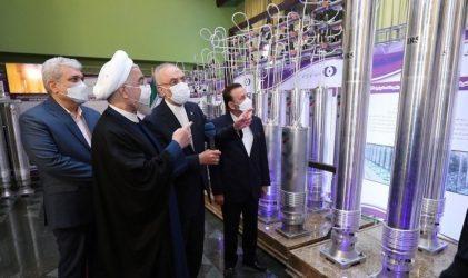 Η Τεχεράνη ενεργοποίησε εξοπλισμό εμπλουτισμού ουρανίου την Ημέρα Πυρηνικής Τεχνολογίας