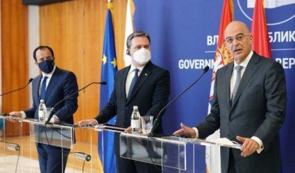 Στη Θεσσαλονίκη η επόμενη τριμερής Ελλάδας-Κύπρου-Σερβίας