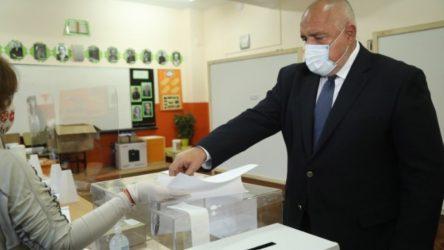 Βουλγαρία-εκλογές: Πρώτο κόμμα το GERB του Μπόικο Μπορίσοφ, σύμφωνα με τα Exit Poll