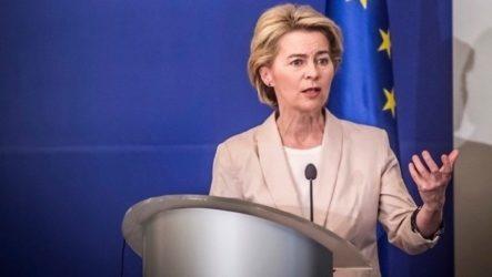 Φον ντερ Λάιεν: Πρώτη μας προτεραιότητα να επιταχύνουμε την ατζέντα της Διεύρυνσης σε ολόκληρη την περιοχή των Δυτικών Βαλκανίων