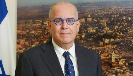 Γιόσι Αμράνι: Ελλάδα και Ισραήλ αποτελούν ,άγκυρα σταθερότητας, συνεργασίας, ασφάλειας και ευημερίας