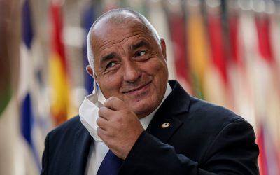 Μπορίσοφ: Θα επιδιώξει σχηματισμό κυβέρνησης συνεργασίας