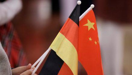 Γερμανία-Κίνα: Κοινή συνεδρίαση των υπουργικών συμβουλίων