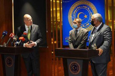 Νίκος Δένδιας: Η Ελλάδα είναι έτοιμη να συμφωνήσει με τη Λιβύη τις θαλάσσιες ζώνες μας – Είχαμε φτάσει κοντά το 2010