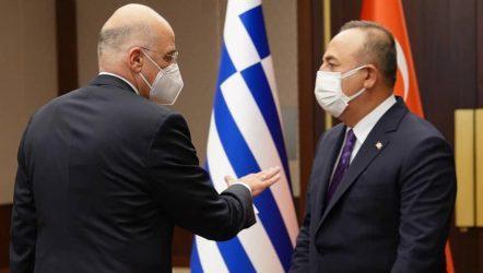 Κυβερνητικές πηγές: Ο Υπουργός Εξωτερικών είχε εντολή από τον Πρωθυπουργό αν προκληθεί να απαντήσει