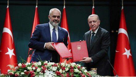 Ο Ερντογάν έχρισε Πρωθυπουργό τον Ράμα πριν τις εκλογές
