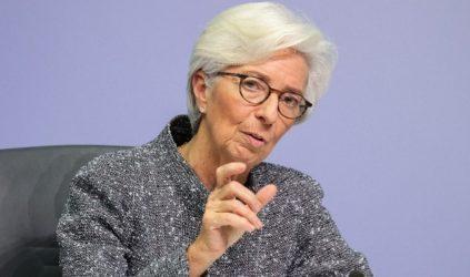 Eνισχύονται τα ομόλογα μετά το «γάντι που έριξε στους επενδυτές» η Λαγκάρντ