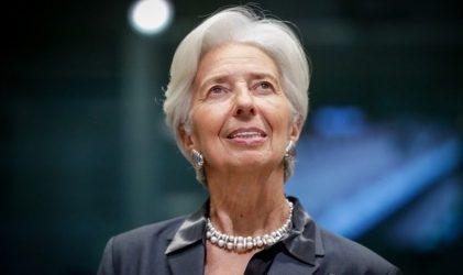 Λαγκάρντ: Μπορεί να υπάρξει ένα νέο πρόγραμμα αγορών ομολόγων μετά τον Μάρτιο του 2022