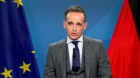 Χάικο Μάας: Να διεξαχθούν συνομιλίες μεταξύ Ρωσίας και Κίνας για το Αφγανιστάν