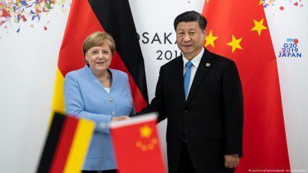 Μετά την Μόσχα η Μέρκελ ζητά «Υγειονομική Συμμαχία» και από το Πεκίνο