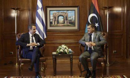Ο Έλληνας Πρωθυπουργός από την Λιβύη: Για εμάς είναι πολύ σημαντικό η ακύρωση παράνομων εγγράφων που παρουσιάστηκαν ως δήθεν κρατικές συμφωνίες