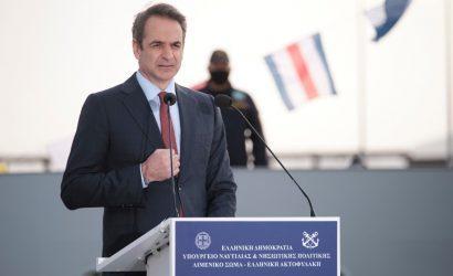 Ο Πρωθυπουργός εξέφρασε την ικανοποίησή του στον Νίκο Δένδια για τον τρόπο που χειρίστηκε μια δύσκολη συζήτηση