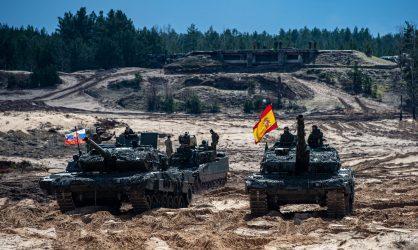 Υπουργείο Εξωτερικών της Ρωσίας: Ουκρανία και ΝΑΤΟ συνεχίζουν τις στρατιωτικές προετοιμασίες