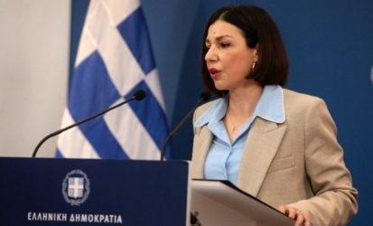Kυβερνητική εκπρόσωπος: Η επίσκεψη του Πρωθυπουργού στην Τρίπολη σηματοδοτεί την επανεκκίνηση των σχέσεων με τη γειτονική χώρα
