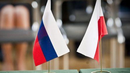 Ρωσία: Απέλαση πέντε Πολωνών Διπλωματών