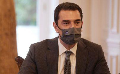 Κοινό άρθρο Σκρέκα-Πάιατ: Η Αλεξανδρούπολη θα εξασφαλίσει νέες ποσότητες φυσικού αερίου προσφέροντας ενεργειακή ασφάλεια