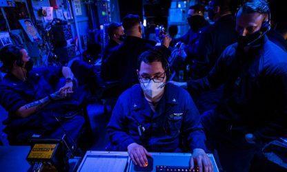 Εκπρόσωπος του υπουργείου Άμυνας των ΗΠΑ: Δεν είναι κάτι καινούριο η παρουσία πλοίων μας στην Μαύρη Θάλασσα