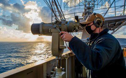 Οι ΗΠΑ σχεδιάζουν αποστολή πολεμικών πλοίων στη Μαύρη Θάλασσα