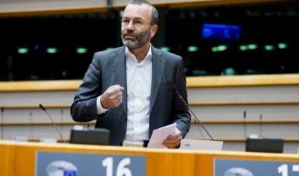 Βέμπερ: Η ένταξη της Τουρκίας στην ΕΕ είναι μια ψευδαίσθηση – Να σταματήσει η ενταξιακή της διαδικασία