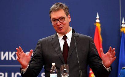 Σερβία: Συγχώνευση δύο κομμάτων που ενισχύει την πολιτική δύναμη του Βούτσιτς