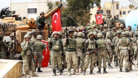 Συρία: Ένας Τούρκος στρατιωτικός σκοτώθηκε και άλλοι 4 τραυματίστηκαν σε επίθεση στην Ιντλίμπ
