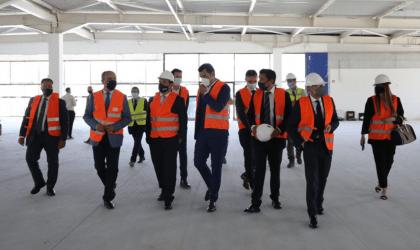 Θεσσαλονίκη: Το Hub της Pfizer προσελκύει εργαζόμενους από τις ΗΠΑ, τη Γερμανία, την Ολλανδία και την Ελβετία