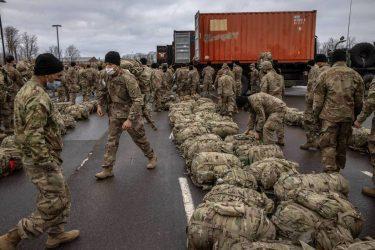 Η αποχώρηση των αμερικανικών δυνάμεων από το Αφγανιστάν προχωρά «βάσει προγράμματος»