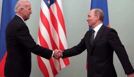 Η σύνοδος κορυφής Πούτιν-Μπάιντεν είναι πιθανόν να φιλοξενηθεί στην Ελβετία