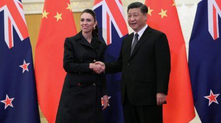 Οι διαφωνίες Νέας Ζηλανδίας-Κίνας γίνεται ολοένα «δυσκολότερο να συμβιβαστούν»