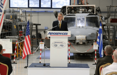 Geoffrey Pyatt: Τhis initiative among the U.S. Navy, Lockheed Martin, and Aeroservices will help to establish Greece as a regional hub for high-technology support