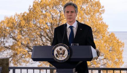 Μπλίνκεν: Τα χρονικά περιθώρια στενεύουν» για να επιστρέψει το Ιράν στην πυρηνική συμφωνία του 2015