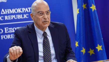 Νίκος Δένδιας: Συνάδελφοί μου από αραβικές χώρες μου έδωσαν ακλόνητες αποδείξεις  για τον τρόπο με τον οποίο η Τουρκία αντιμετωπίζει τα αραβικά έθνη