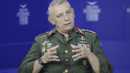 Αρχηγός ΓΕΕΘΑ: Κάθε σοβαρή χώρα οφείλει να είναι αυτοδύναμη και αυτάρκης σε ότι αφορά τη δυνατότητα της επιβίωσης