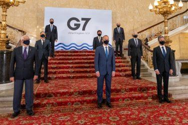 Οι ΥΠΕΞ της G7 ανησυχούν για «την ανεύθυνη και αποσταθεροποιητική στάση» της Ρωσίας