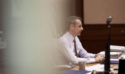 Επικοινωνία Κυριάκου Μητσοτάκη με τον νέο Πρωθυπουργό του Ισραήλ Ναφτάλι Μπένετ