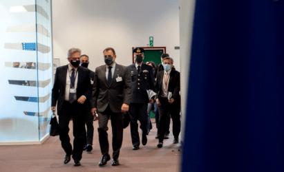 Βρυξέλλες: Συμμετοχή του Υπουργού Άμυνας στο Συμβούλιο Εξωτερικών Υποθέσεων & Άμυνας της Ε.Ε.