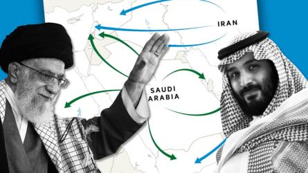 Σαουδική Αραβία – Ιράν: Στροφή στην Διπλωματία