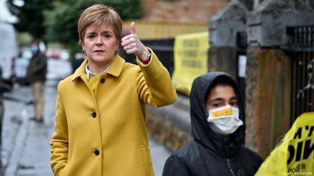 Σκωτία: Στις 5 έδρες «παίζεται» η Ανεξαρτησία