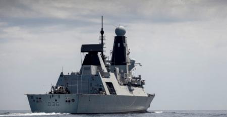Διαψεύδει η Βρετανία το περιστατικό στην Μαύρη Θάλασσα